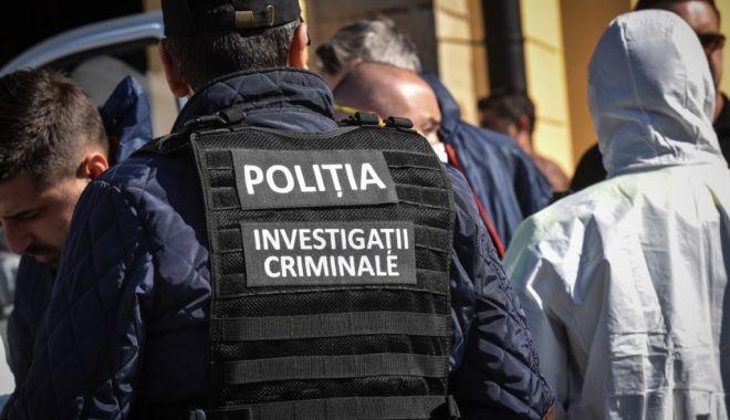 Foto: Hoț din Constanța, care acționa în Austria, prins de polițiști