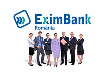 Foto: EximBank pledează pentru susţinerea exportatorilor români