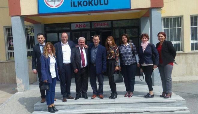 Foto: Experienţa învăţământului turcesc pentru profesori constănţeni