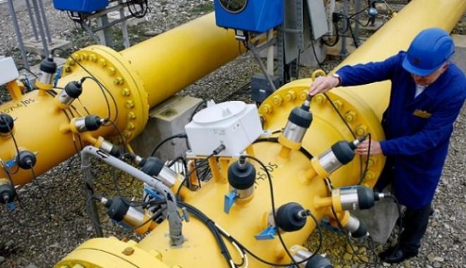 Foto: Explozie la un gazoduct din Ucraina care alimentează Europa