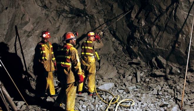 Foto: Explozie puternică într-o mină de cărbune din China