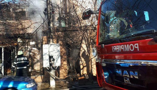 EXPLOZIE PUTERNICĂ ÎN EFORIE NORD / O femeie arsă grav are nevoie de ajutorul nostru