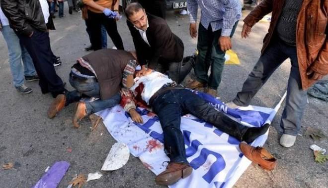 Foto: O NOUĂ TRAGEDIE ÎN TURCIA! Atentat terorist soldat cu cinci morţi şi 39 de răniţi