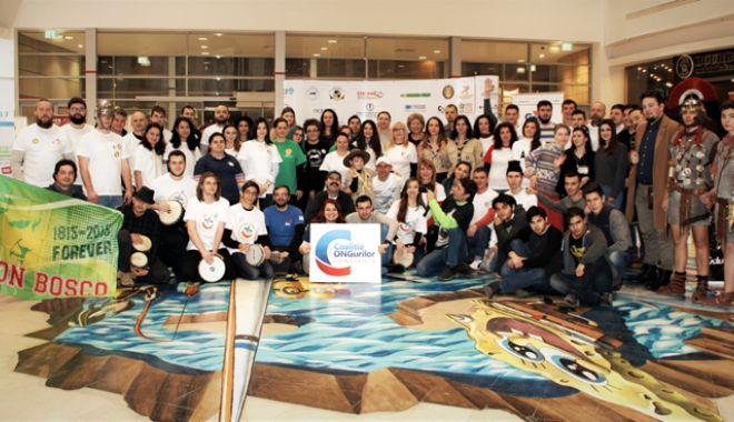 Foto: Voluntarii, așteptați să cunoască ONG-urile constănțene
