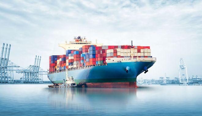 Foto: Importurile României cresc mai repede decât exporturile