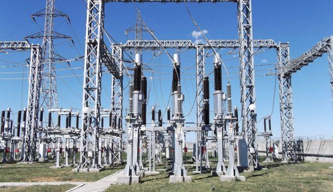 Foto: Exportul de electricitate a scăzut