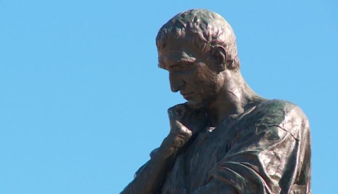 Foto: Expoziţie  la Muzeul de Artă, dedicată lui Ovidius