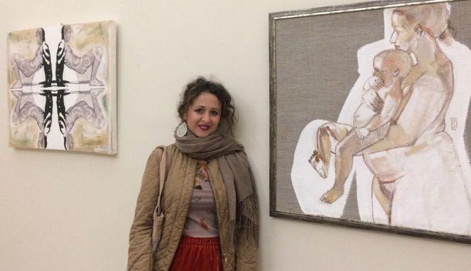 Foto: Trei artişti constănţeni îşi expun lucrările în Portugalia