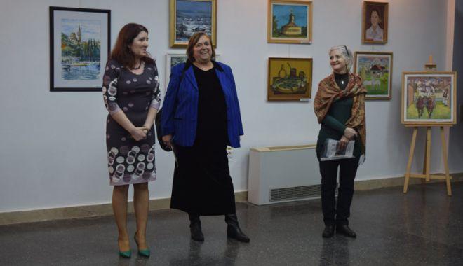 Foto: Expoziție de artă vizuală, la Muzeul Marinei