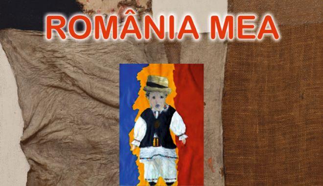 """Foto: Expoziție de lucrări realizate de elevi - """"Imagini și simbol în arta românească"""""""