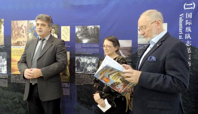 """Foto: Expoziție inedită, la Universitatea """"Andrei Șaguna"""""""