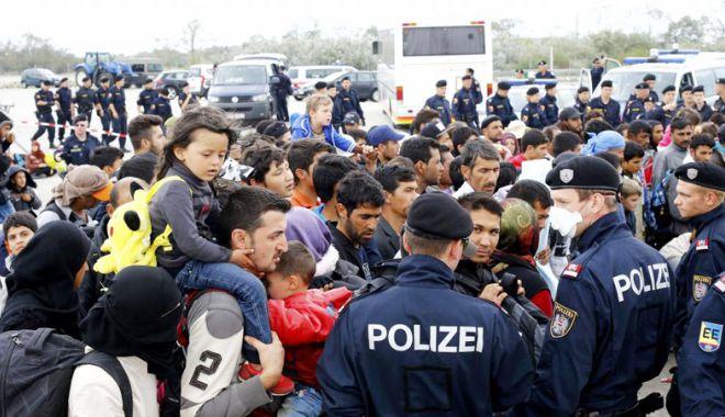 Foto: Expulzările de migranţi din Germania către alte state europene s-au triplat