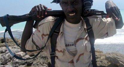 "Foto: Piraţii somalezi au eliberat cargoul elen ""M/V Filitsa"""