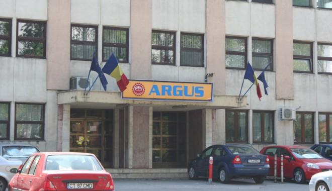 """Foto: Cum a fost devalizată fabrica de ulei """"Argus"""" SA de 3 milioane de euro"""