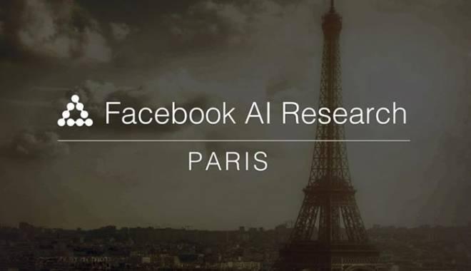 Foto: Facebook a deschis la Paris un centru de cercetare în domeniul inteligenţei artificiale