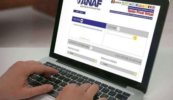Foto: Facilități de plată online a obligațiilor fiscale