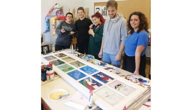 """Atelier de icoane pe sticlă la Universitatea """"Ovidius"""" - facultateadearte32-1616597823.jpg"""