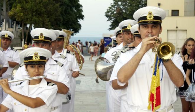 Foto: Concerte în preambulul  Zilei Marinei Române