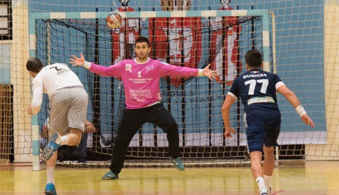 Foto: Fără paşi greşiţi! HC Dobrogea Sud, pregătiri pentru meciul de la Călăraşi