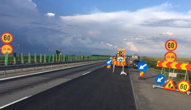 Fără restricţii de circulaţie pe Autostrada Soarelui, în sezonul estival!