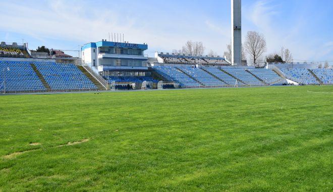 """Foto: SSC Farul se întoarce pe stadionul """"Farul"""" ! """"Mai avem mici retuşuri!"""""""