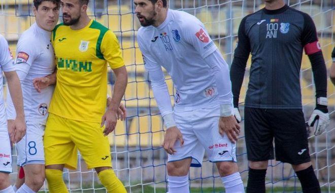 Foto: FC Farul pierde la Buzău și coboară în clasament