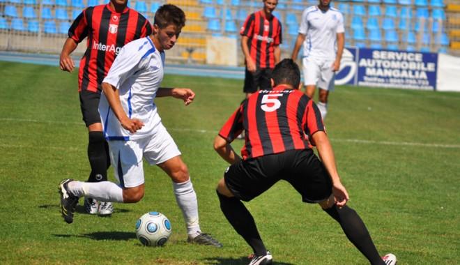 """Foto: FC Farul îşi pregăteşte """"gurile de foc"""" pentru Botoşani"""