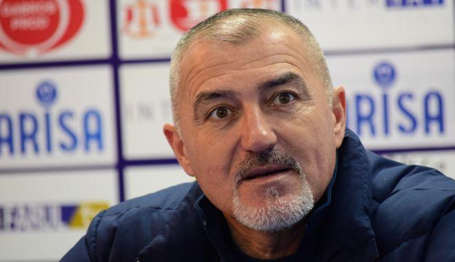 """Fotbaliştii de la SSC Farul, neplătiţi din decembrie. Grigoraş: """"Nu ştiu cât îi mai pot ţine concentraţi"""""""