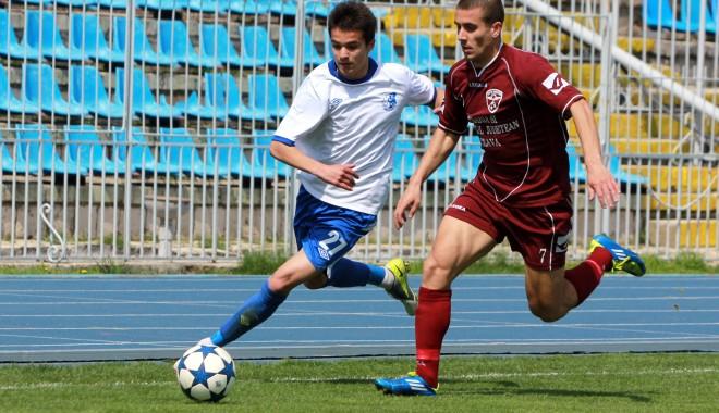 Foto: SPORT. FC Farul, condusă de la pauză de moldovenii de la CS MS Iaşi