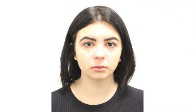 Tânără dispărută de acasă de o săptămână. Nici iubitul ei nu e de găsit! - fatadisparuta23-1617990467.jpg