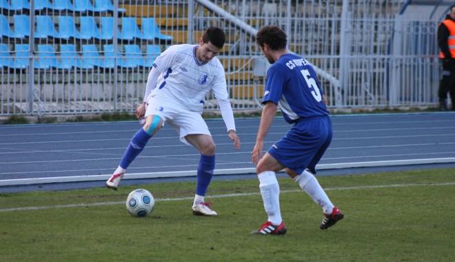 Foto: Fotbal / Gol FC Farul! Ivanovici marchează în minutul 85