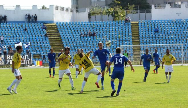 Foto: FC Farul înfruntă Oţelul, sâmbătă, la Constanţa