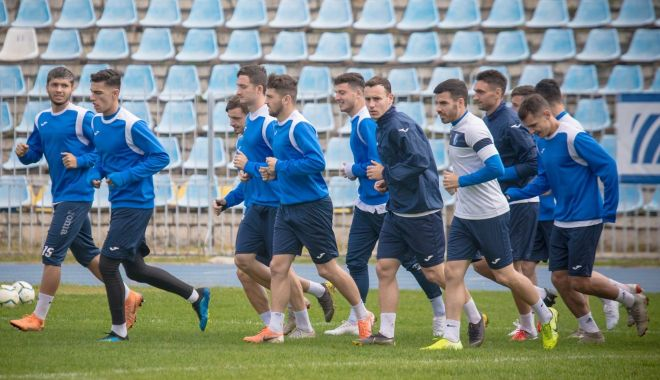 Foto: După înfrângerea de la Buzău, FC Farul vrea revanșa cu Pandurii