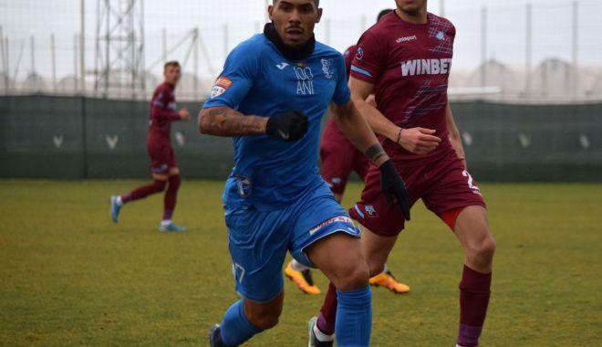 Foto: FC Farul s-a impus în primul amical din Antalya