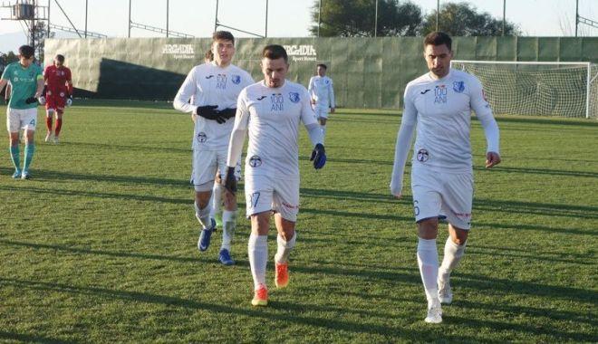 Foto: FC Farul a remizat cu Ansan Greeners, în al doilea amical din Antalya