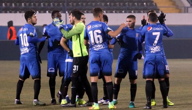 Foto: FC Viitorul şi-a perfectat amicalele din cantonamentul din Cipru