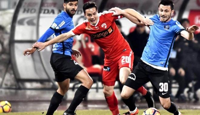 Foto: FC Viitorul deschide play-off-ul cu Dinamo şi Steaua