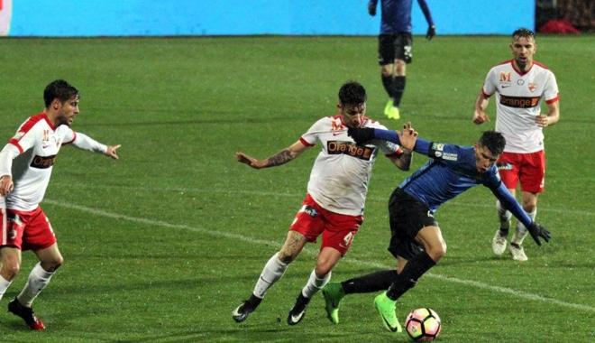 Foto: FC Viitorul, remiză cu Dinamo. Urmează derby-ul cu Steaua