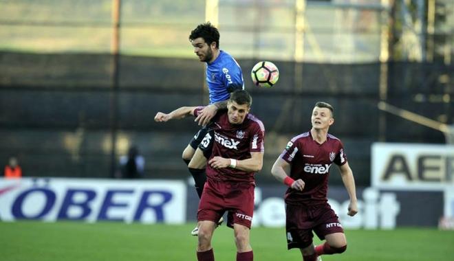 Foto: FC Viitorul, remiză la Cluj. Urmează partida cu Dinamo