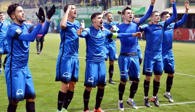 Foto: FC Viitorul, la trei puncte de primul titlu din istorie