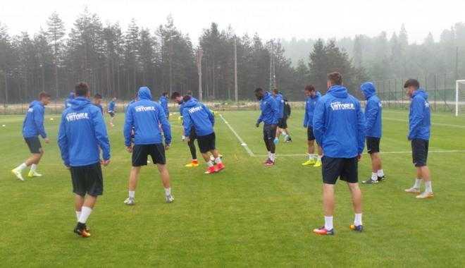 Foto: FC Viitorul va juca primul amical al cantonamentului din Turcia