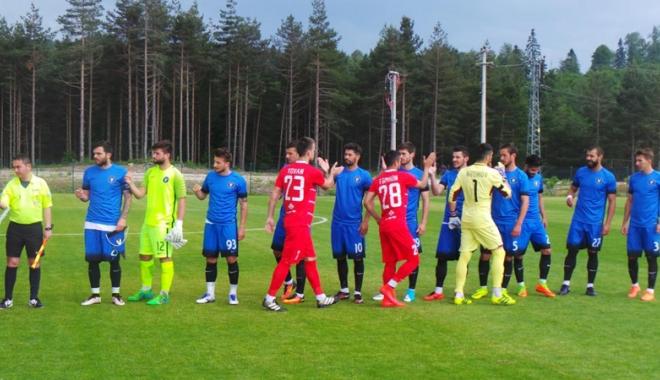 Foto: FC Viitorul încheie cantonamentul din Turcia cu un succes