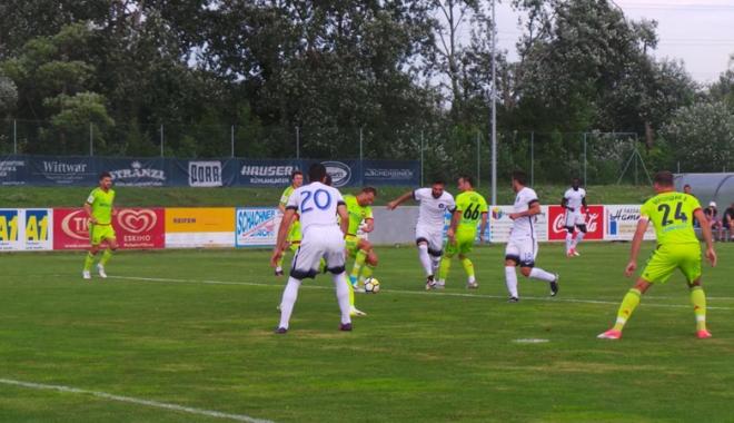 Foto: FC Viitorul a pierdut amicalul cu CSKA Moscova