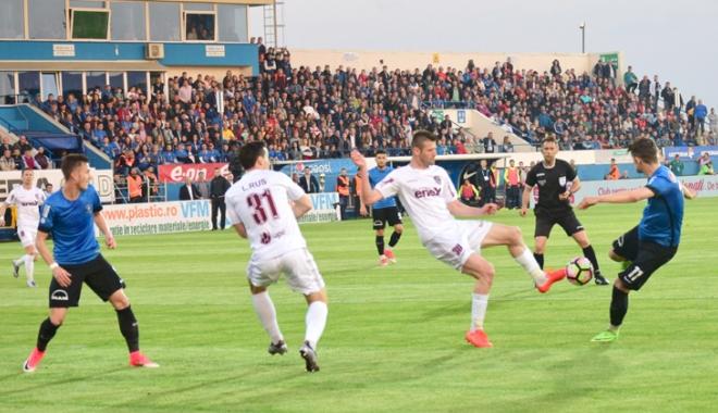 Foto: FC Viitorul, cu gândul la milioanele de la UEFA. Primul adversar, Apoel Nicosia