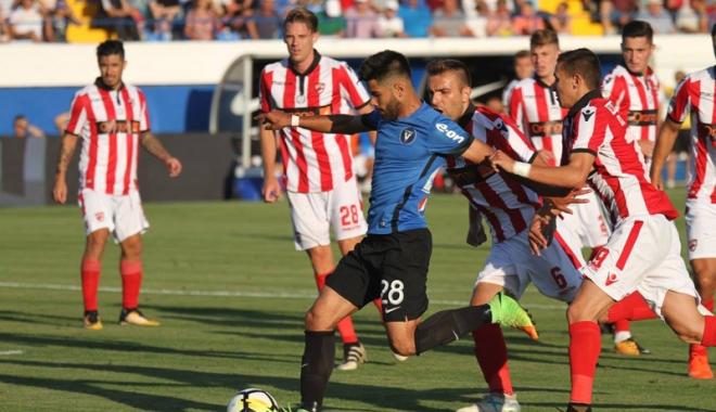 Foto: FC Viitorul Constanţa caută gustul victoriei, împotriva celor de la FC Voluntari