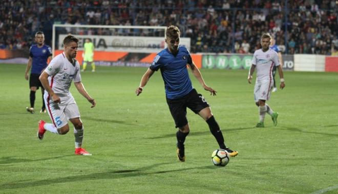 Foto: FC Viitorul, deplasare la Giurgiu. Hagi: