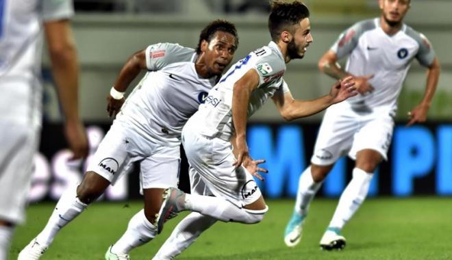 Foto: FC Viitorul, înfrângere la Giurgiu. Urmează duelul cu Juventus