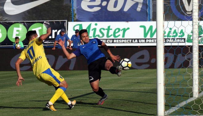 Foto: FC Viitorul, tot mai aproape de play-off. Urmează deplasarea de la Botoşani