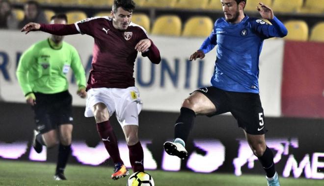 Foto: FC Viitorul rămâne în zona play-off-ului