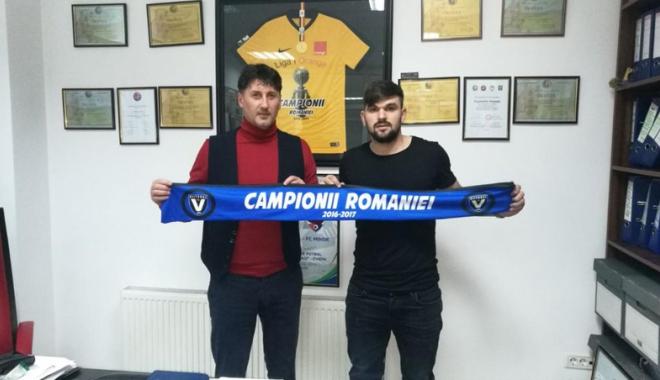 Foto: Cu Voduţ la atac! FC Viitorul şi-a prezentat prima achiziţie a iernii